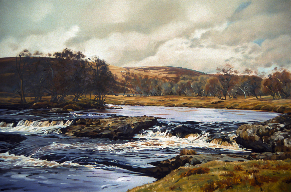The River Helmsdale