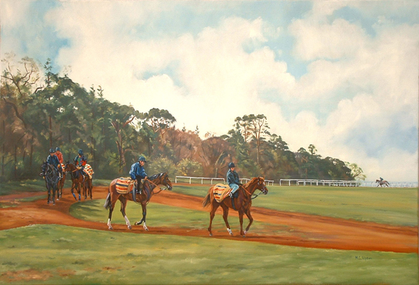Warren Hill, Newmarket