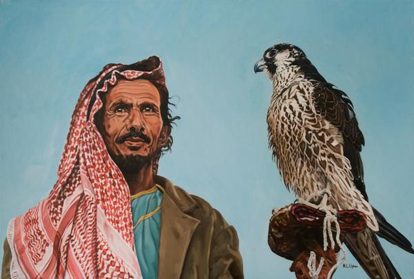 Abu Dhabi Falconer